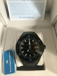 Brand new Technomarine Sea Mantra Swiss Automatic watch