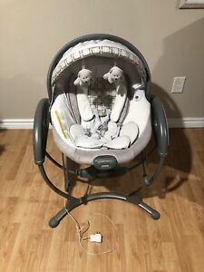 Graco 3 in 1 swing