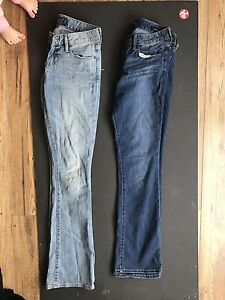 Lucky Brand jeans 0/25 and 0/26