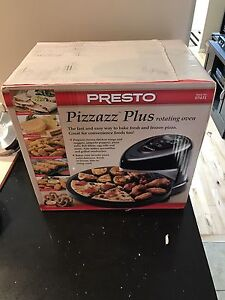 Presto Pizzazz Plus