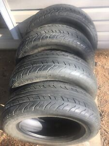175 65 R14 General Summer Four Tires