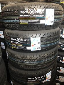 NEW SUMMER TIRES END OF SEASON SALE