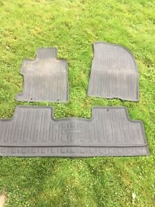 2006-2011 civic floor mats