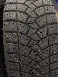 LT265-75-16 Goodyear Ultra Grip Ice 10 PLY TRÈS BONNE CONDITION!