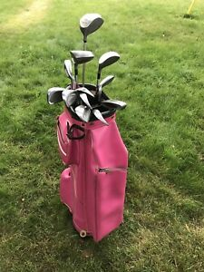 Golf clubs - Complete 12 pc right hand set of ladies clubs