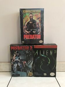NECA CLASSIC VIDEO GAME APPEARANCE FIGURES