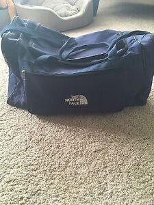 North Face duffle bag