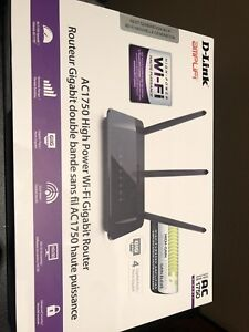 Wifi network router