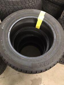 215/60R16 weathermaxx arctic snow tires