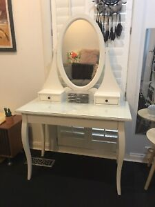 Wanted: WHITE IKEA DRESSING TABLE
