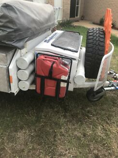 Skamper kamper off road camper trailer