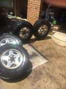 Hilux alloy 16 inch rims swaps for fishing gear  Calamvale Brisbane South West Preview