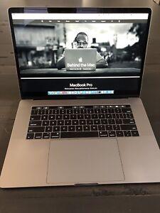 """2016 15"""" MacBook Pro w/ AppleCare Like New"""