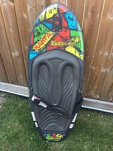 Body glove knee board