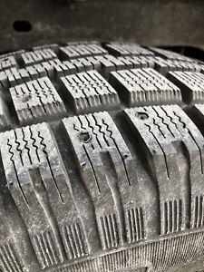 New rim new tires gmc Chevy 6 bolt