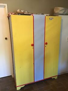 Wardrobe for kids room storage Bulleen Manningham Area Preview