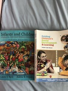 ELCC TEXTBOOKS FOR SALE