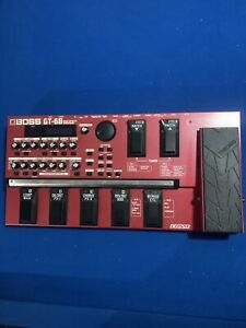 BOSS bass effects pedal