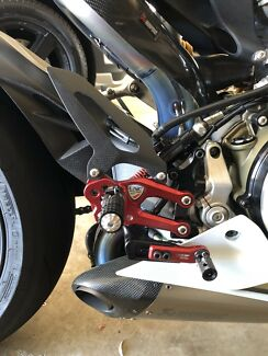 Panigale 1199 Rearsets EVO RPS GP Edition (CNC)