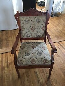 Antique chairs!