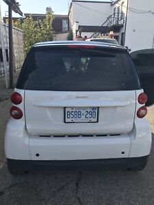 SMART FORTWO PURE COUP