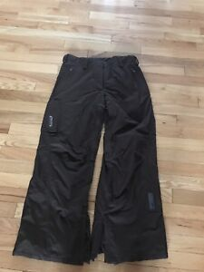 Ladies powder room snow pants