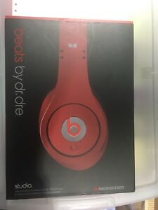 Beats by dr.dre Monster Studio headphone