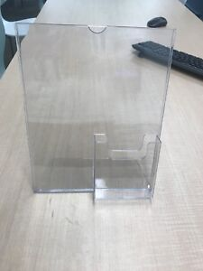 Free pamphlet holders