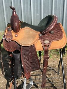 Barrel Saddle | Equestrian & Livestock Accessories in