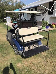 2011 Yamaha Gas Golf Cart