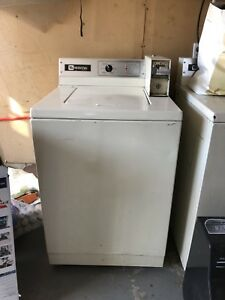 Maytag Coin- Laundry Machine