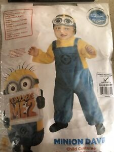 Rubies Minions costume 6-12 months