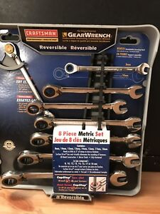 Craftsman Gear Wrench Set