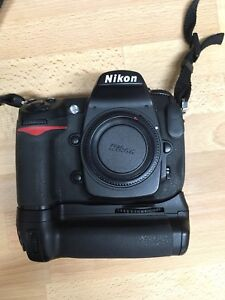 Nikon D300 w/70-300mm and grip