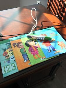Leapfrog leappen interactive learning toy