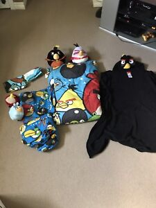 Angry birds fan pack