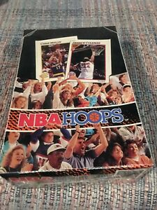 NBA Hoops Trading Cards