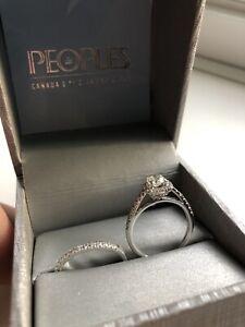 Vera Wang 1.0CT Engagement Ring (UPDATED PRICE)