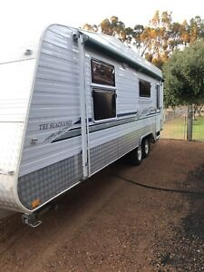 2008 Billabong Seachange 23ft semi off-road caravan