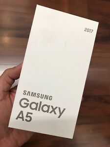 Samsung Galaxy A5 Brand New 2017 model