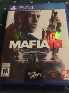 Mafia 3 for ps4