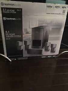 Kamron Audio 5.1 HD Home Theatre System