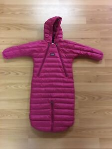 Patagonia Down Sweater Bunting Infant Baby Snowsuit