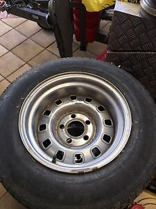 Ford falcon 12 slotter rims Semaphore Port Adelaide Area Preview