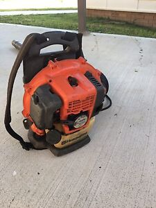 Back pack Husqvarna blower Arncliffe Rockdale Area Preview