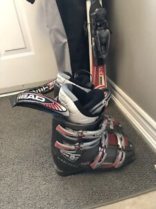 Ski Boots Size 6-7 or 250-255