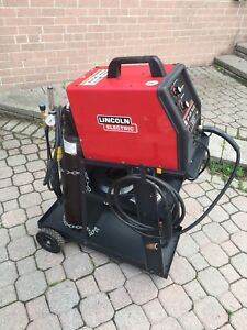 Lincoln electric sp 125 plus MiG welder