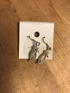 Beautiful cat earrings