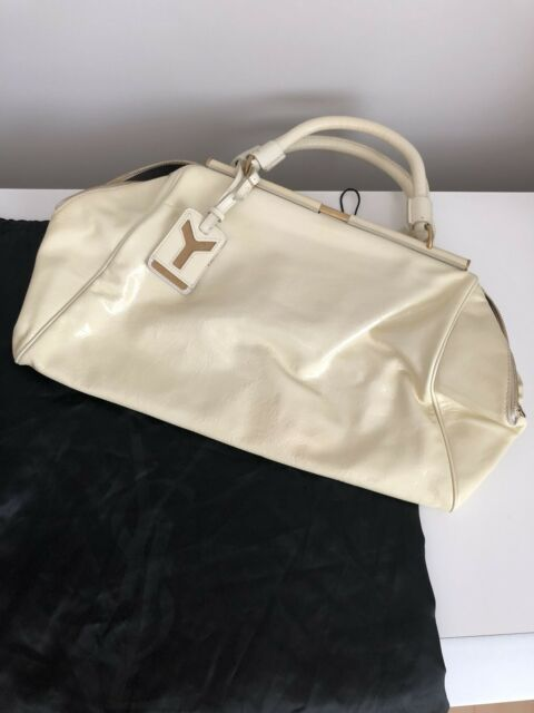 adc63f569a YSL - Saint Laurent Bag - with pink mark on the patent leather