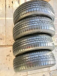 215/65/16 tires all seasons like New 4